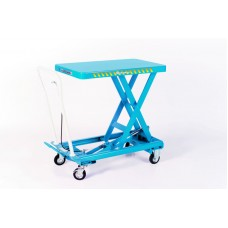 Bishamon BX-15 MobiLiftt  Mobile Lift Table - Manual Lift - 330 lb. Capacity