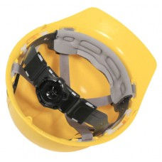 GHP4 Granite  Hard Hat 4 Pt Ratchet Suspension